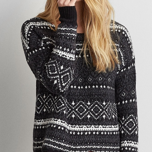 American eagle outfitters cozy sweater